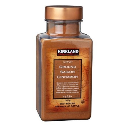 Kirkland Signature Ground Saigon Cinnamon 303g